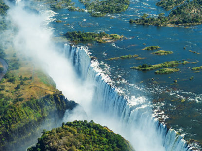 Zambia | Victoria Falls e suas maravilhas naturais