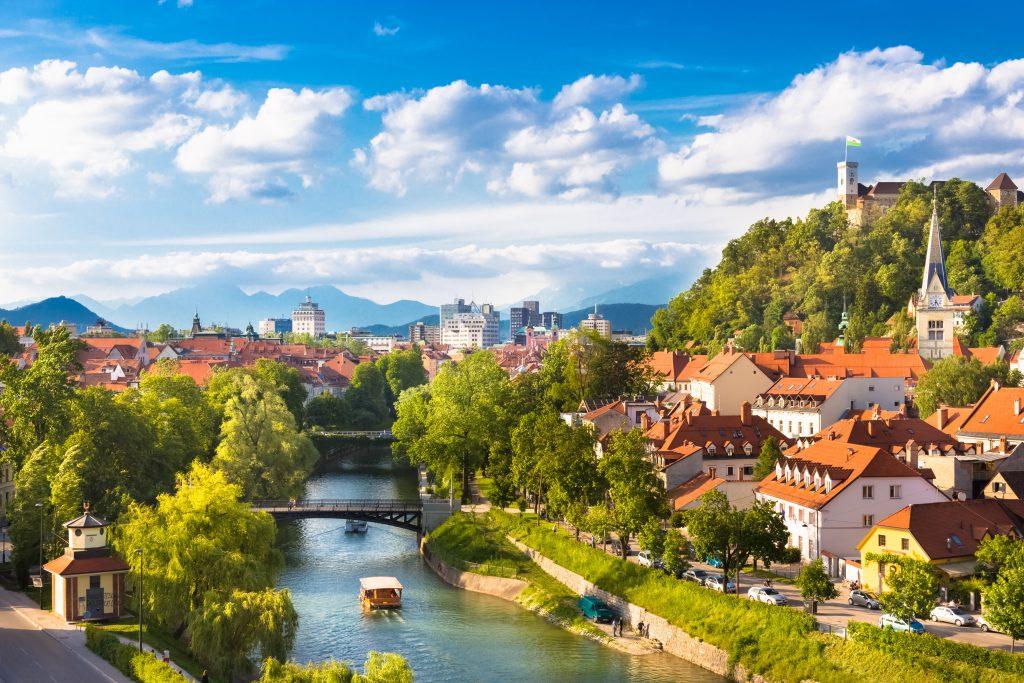 Ljubljana, Eslovênia
