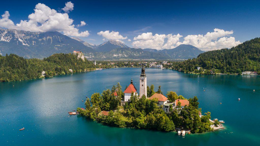 Bled, Eslovênia