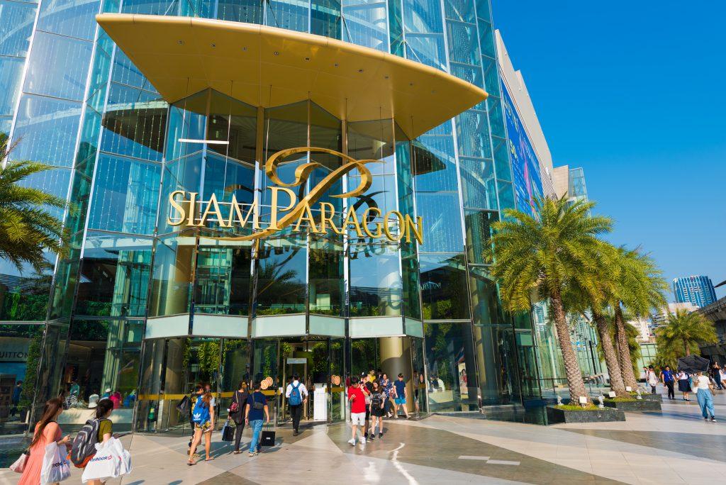 Shopping Siam Paragon, Bangkok, Tailândia