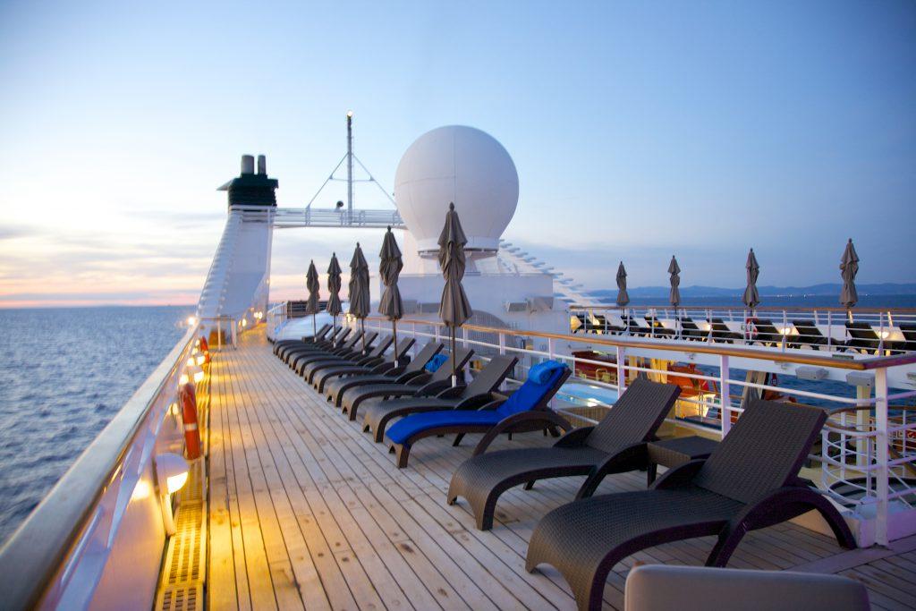 Entretenimento a bordo, windstar cruises
