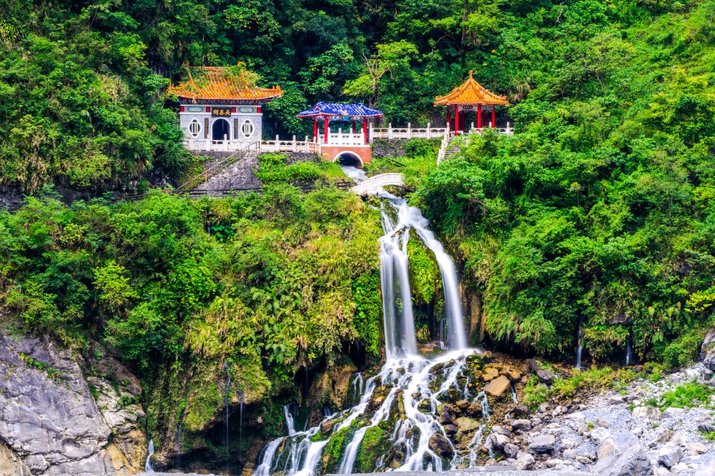 Taroko National Park, Taipei, Taiwan