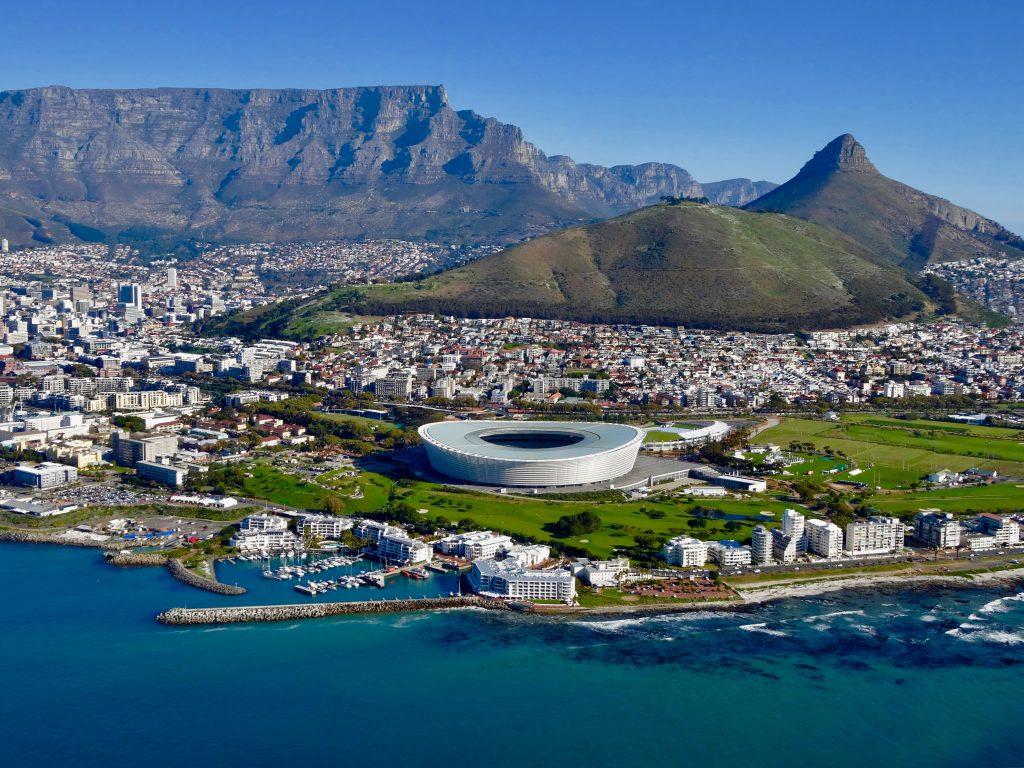 Cape town, novos roteiros GBM