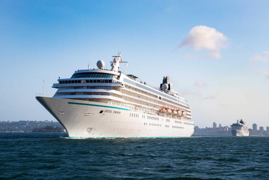 Crystal Symphony e Crystal Serenity, Crystal Cruises
