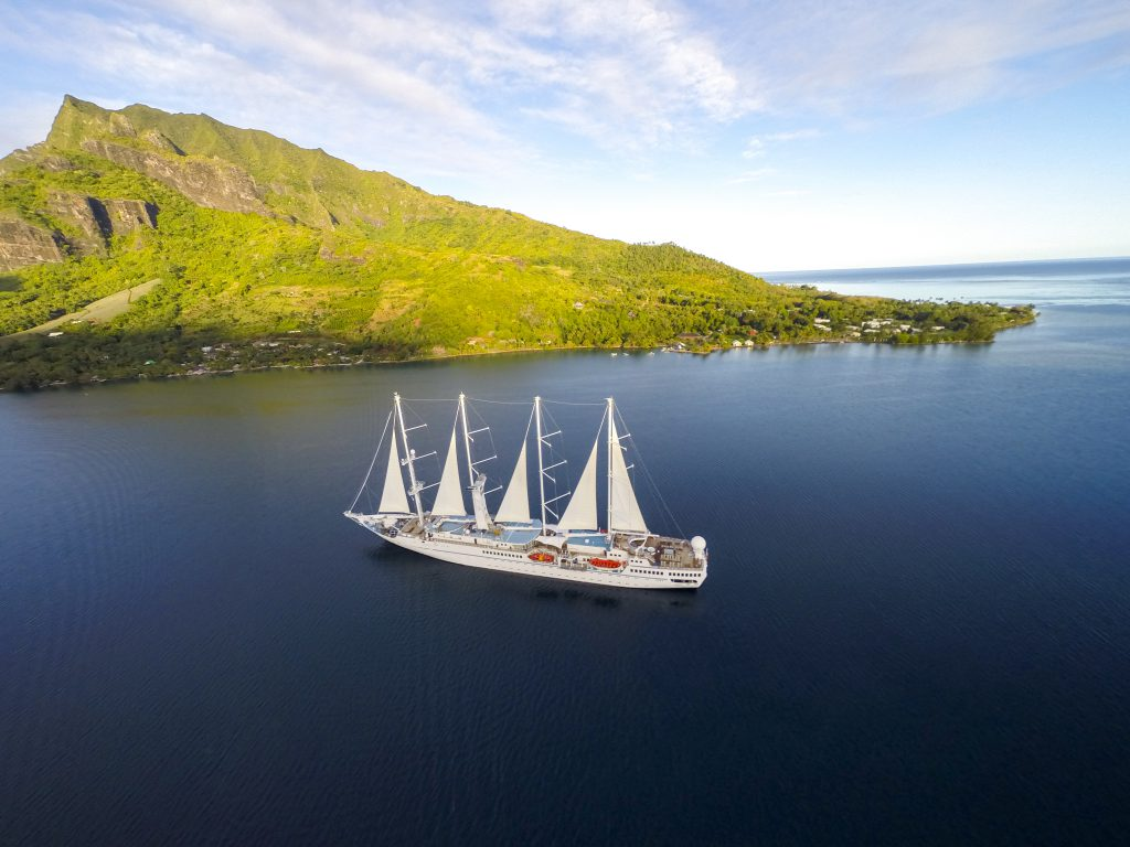 windstar cruises tahiti - premiados