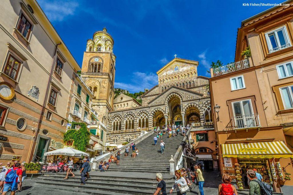 Positano, Capri, Costa Amalfitana