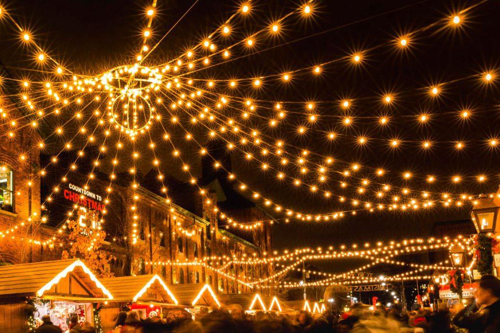O Mercado de Natal amplia as boas opções de compras na cidade