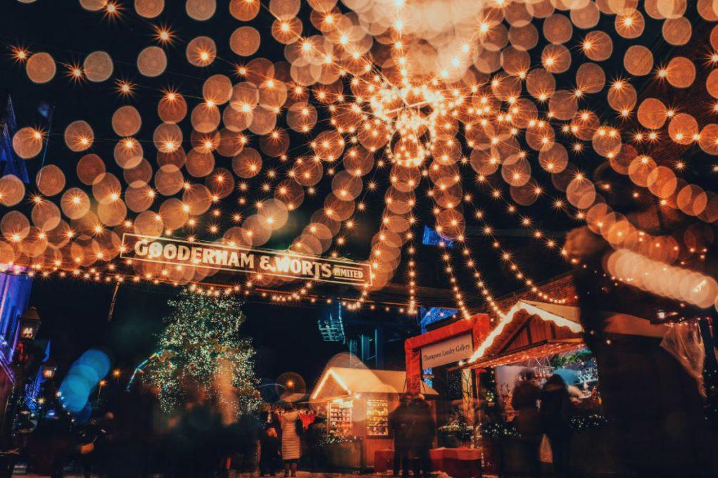 Mercado de Natal: atração imperdível no inverno