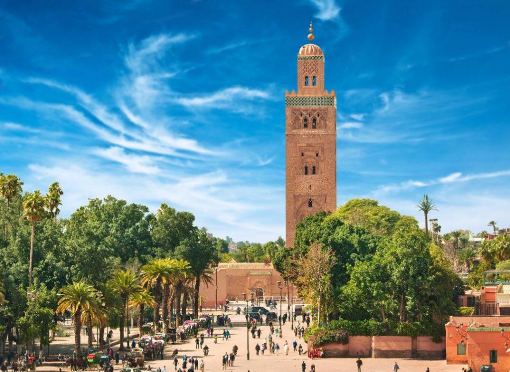 Réveillon, Marrakech