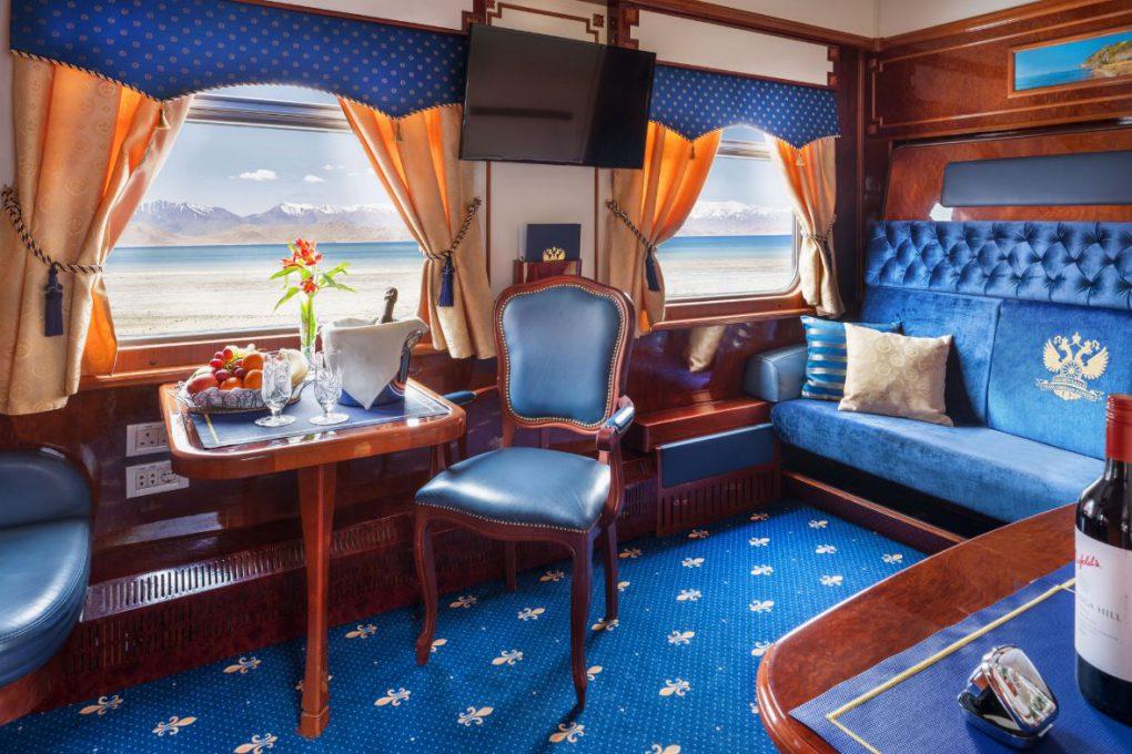 Golden Eagle Luxury Train
