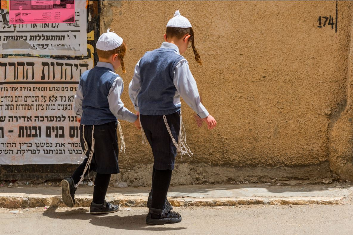 Caminhar pelas ruas permite conhecer um pouco do estilo de vida israelense - Foto: Cezary Wojtkowski/Shutterstock.com