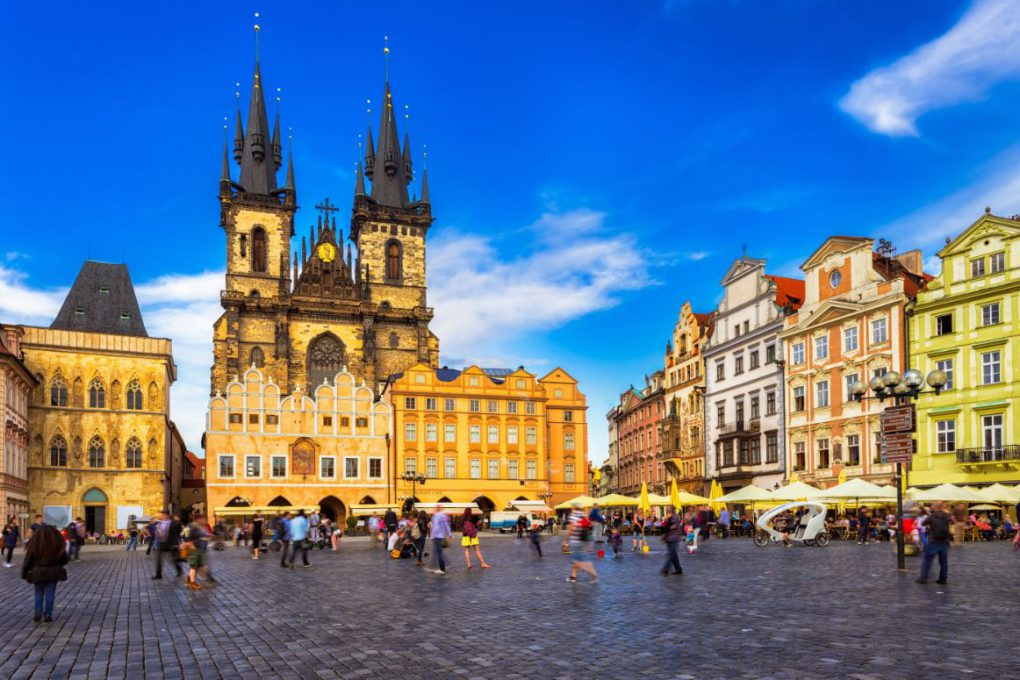 Igreja da Mãe de Deus, em Praga