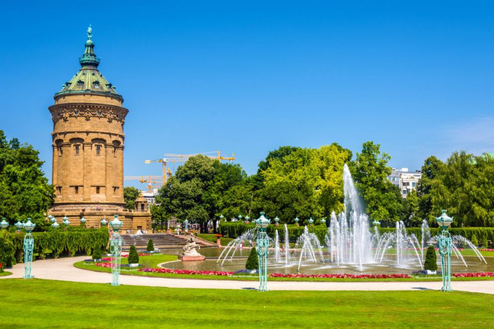 Mannheim, na Alemanha