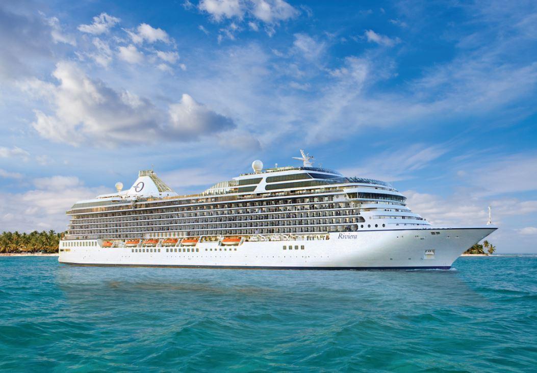 Navio Riviera, da Oceania Cruises