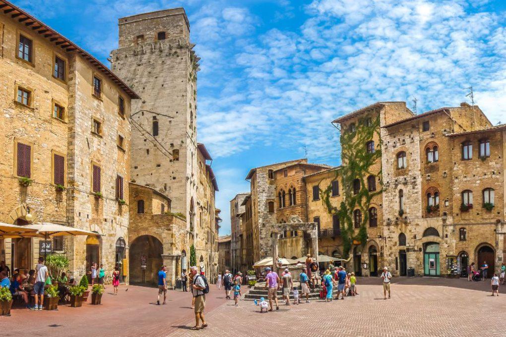 San Gimignano, estrela da Toscana