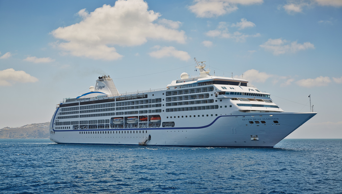 Cruzeiro Miami–Barcelona da Regent Seven Seas Cruises: 117 dias a bordo do Seven Seas Mariner