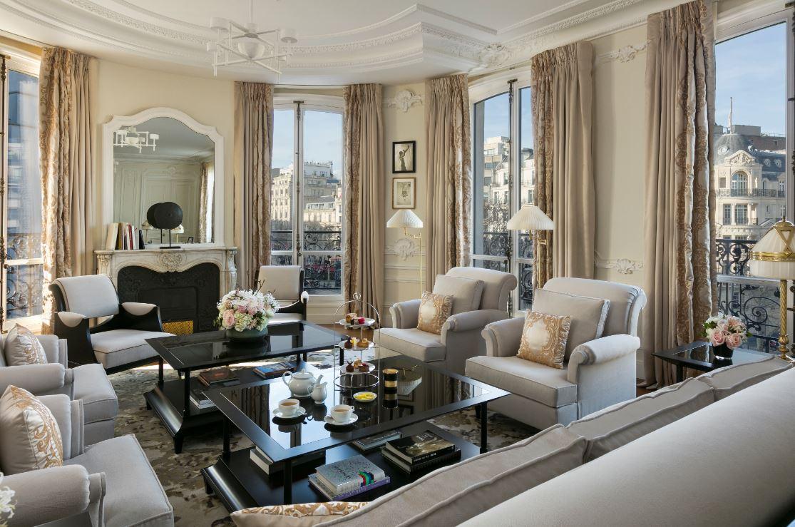 Suítes Signature: pensadas como um apartamento parisiense