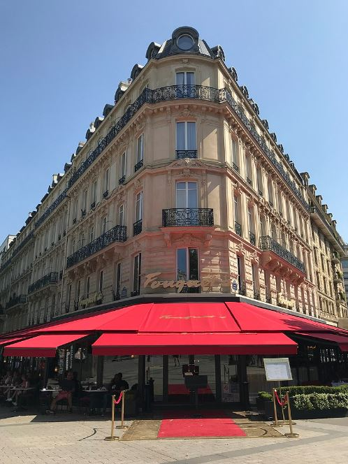 Barrière Le Fouquet´s Paris