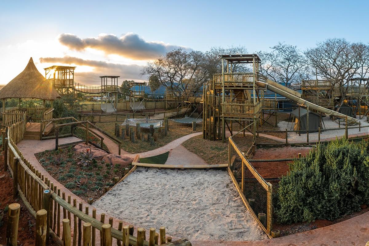 Safari Adventure Centre, no Riverdene Lodge