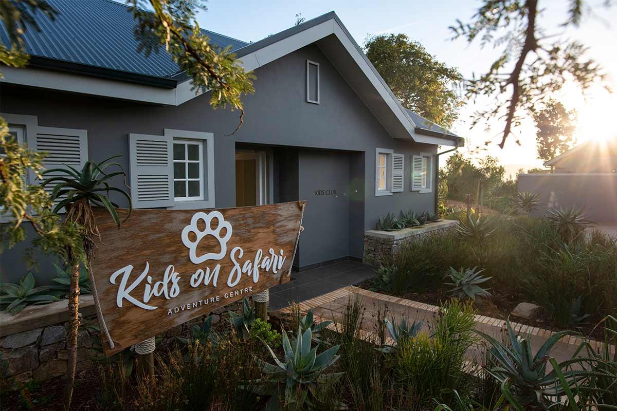 Kids Club do Riverdene Lodge: experiências para a garotada