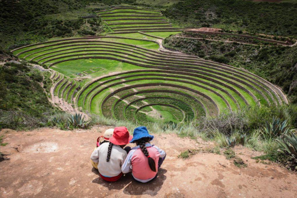 Moray: intrigante complexo arqueológico inca e seus terraços concêntricos