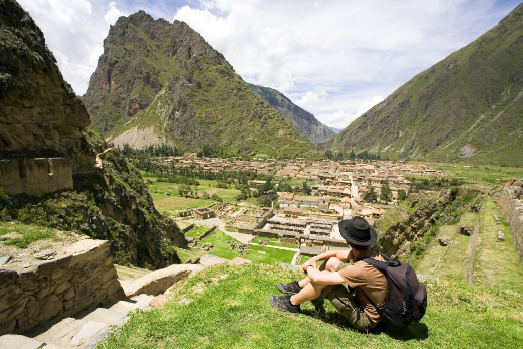 Ollantaytambo: importante parque arqueológico de arquitetura incaica